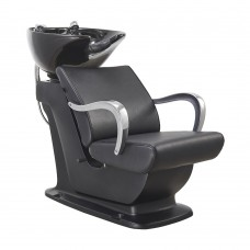 Salon Backwash Basin Beckman - Adjustable Seat