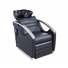 Massage Backwash Basin Bella III - electric leg rest