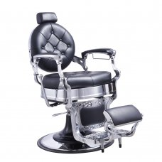 Barber Chair Vanquish - Chrome Frame