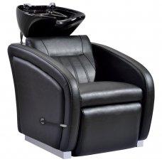 Salon Backwash Basin Anode - Adjustable leg rest